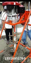 挖坑?#26412;?#22823;路基桩钻孔机应用广泛图片
