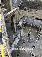 安全放心建筑管桩掏眼机常用设备图片