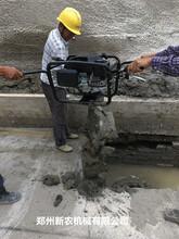 省油环保电线杆钻孔机应用广泛图片