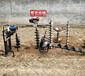新型挖坑机畅销各地的打洞机械