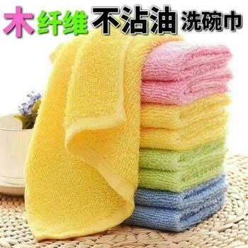 不沾油洗碗布抹布洗碗巾好用安全吗?真的不用洗洁精吗?