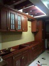 太原铝合金衣柜橱柜整体家装图片