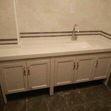 太原铝合金全屋定制全铝洗衣柜浴室柜阳台柜图片