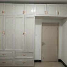 太原铝合金环保定制·全铝衣柜橱柜图片