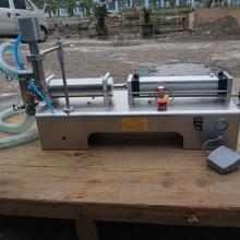 鼎冠机械正品低价液体灌装机商丘洗手液灌装机新疆香水灌装机图片