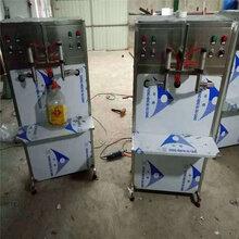 双头5L装食用油灌装机机油润滑油灌装机大豆油灌装机图片