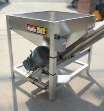 特价促销非标不锈钢螺旋上料机、螺旋输送机、螺杆输送机、螺杆上料机图片