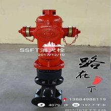 供应SSFT150/65-1.6型防撞调压式室外地上消火栓