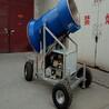 河北迪特大型制雪机工作原理