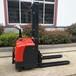 全電動堆高車站駕式電瓶叉車托盤裝卸鏟車全電動叉車插腿式堆垛車