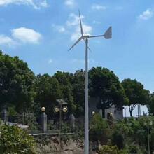 百色离网网风力发电机-供空调用电图片
