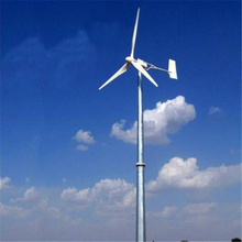 合川手摇风力发电机/随风调整方向图片