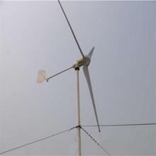 临汾房顶安装光伏发电系统/风力发电机12v图片