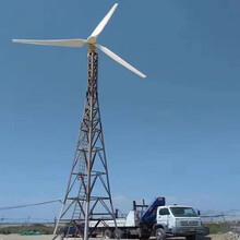 红河风力发电机蓄电池/1000w民用图片
