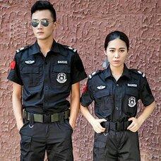 莞城街道保安服装,保安服装厂家热线