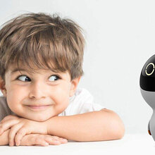 儿童语音交互机器人,90后父母的新宠。[卡仕]图片
