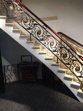 北京安东森游戏主管定制铁东森游戏主管楼梯扶手,设计欧式风格!图片