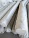 廠家直銷土工布大量現貨批發透水性好施工方便多種規格白色土工布