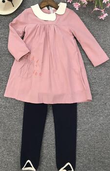 洛小米棉衣国内一二线品牌童装折扣批发