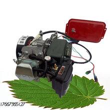 油电两用增程器/带空调增程器/挂车式增程器/发电机组零件/增程器电动车发电机