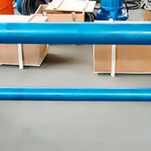 长轴耐磨搅拌液下吸砂泵沙场专用图片