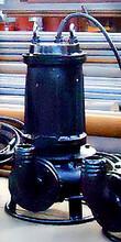 不阻塞泥漿泵-無堵塞泥漿泵-KSQ潛水泥漿泵圖片
