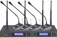 鄭州飛達音箱批發代理無線會議系統一拖四會議話筒