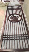 餐厅装饰隔断厂家定制不锈钢屏风花格