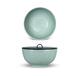 明官窑瓷器龙泉粉彩浮雕大碗怎么才能在国内市场卖上好价钱