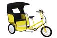 Jxcycle高檔旅游觀光客運三輪黃包車