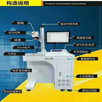 蘇州相城區激光打標機激光刻字激光鐳射自動化回溯小型便攜式
