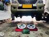 雷克萨斯570升级改装ECFRONT原厂高速孔线刹车盘刹车套装
