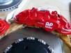 奥迪S3改装英国原装进口AP8520大六活塞卡钳鲍鱼?#30452;?#22871;装