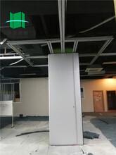 陸豐市議廳活動隔斷屏風酒店推拉門宴會廳折疊門廠家直銷圖片