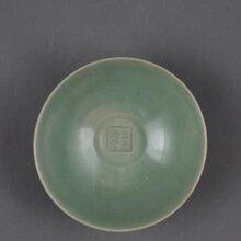 梅子青釉瓷器简单快速出手,古董抵押不玩套路