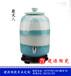 泡酒壇子釀酒缸批發、帶龍頭20斤30斤50斤酒壇價格、定做陶瓷存酒罐子廠家