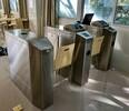 人脸消费机通道闸系统入驻国电员工自助餐厅