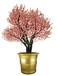 仿真桃树,仿真白色两叉桃花树,仿真桃花树,仿真红色桃花树