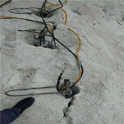 柴油型液压混凝土劈裂机石家庄新闻一天五千吨石