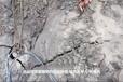 采石场开挖岩石液压柱塞式劈裂棒德州-当地经销商