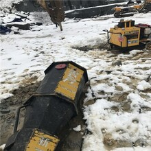 胀石机便携式劈裂机破碎混凝土罐车绍兴-操作说明图片