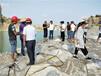 福州采石开采岩石进度慢岩石硬液压分裂机专业厂家在哪