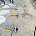 乌兰察布静态开采拆除土石方静态施工设备产品案例介绍