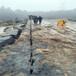 虹口采石场大型开采设备不用爆破体验三天
