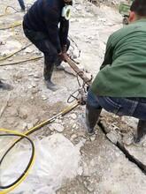 萍乡矿山开采比破碎锤开石快的机器快速开采-操作说明图片