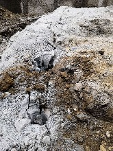 青海玉树不允许放炮不能有震动破碎石头的机器哪里有卖图片