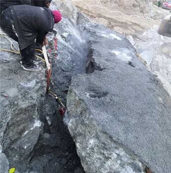 重庆土石方路基开挖用液压开石器价格