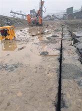 咸阳隧道开挖设备岩石劈裂器当地经销商图片