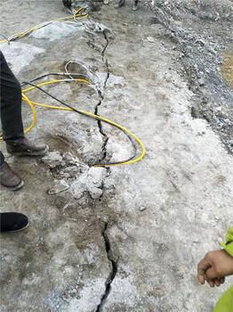 山西大同采石专用设备岩石分裂棒生产厂家