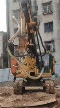 重庆丰都大型挖机改造机载劈裂机上门调试图片